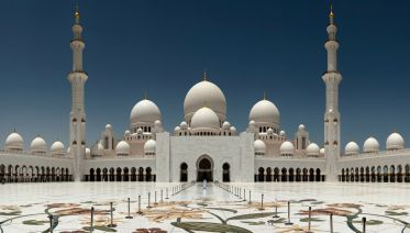 Full Day Guided Abu Dhabi Sightseeing Tour from Dubai