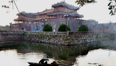 Full-Day Hue, Citadel And Perfum River