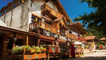 Full Day La Cumbrecita Tour from Cordoba