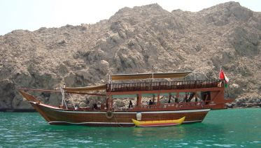 Full Day Musandam Cruise with lunch