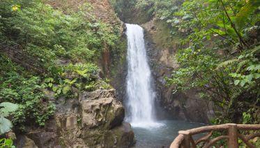 Full Day Poas Volcano & La Paz Waterfalls Tour from San Jose