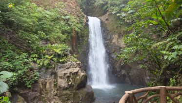 Full Day Poas Volcano & La Paz Waterfalls Tour from San Jose