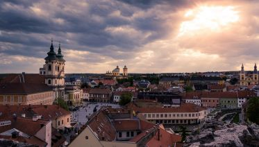 Full-Day, Private Wine Tour of Eger From Budapest