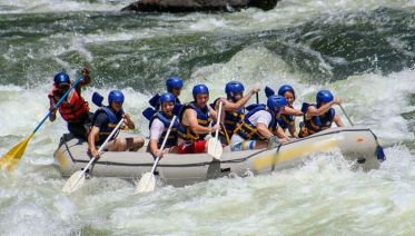 Full Day Rafting Experience (Low Water)