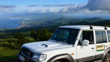 Full Day Sete Cidades 4x4 Tour