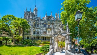 Full-Day Sintra Palaces Tour From Lisbon