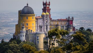 Full-Day Sintra Tour From Lisbon