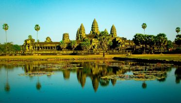 Full-day, Small Group Angkor Wat Tour from Siem Reap