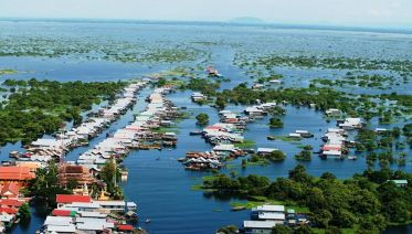 Full day tour kompong phluk