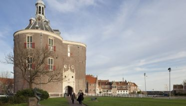 Full day tour North Holland by Steam Train & Ship