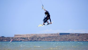 Fun Kitesurfing Camp