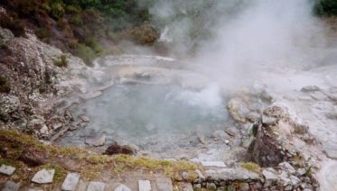 Furnas Hot Spring's