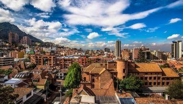 Gabriel Garcia Marquez Ways (from Bogota via Medellin)