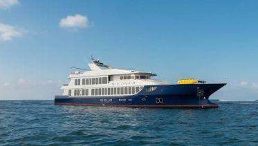 Galapagos Islands on MV Origin