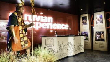 Gastronomic Entertainment Center - The Peruvian Experience for International Tourist