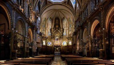 Gaudi's Barcelona With Montserrat