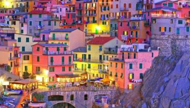 Genoa & Cinque Terre Discovery: Wine and Nature