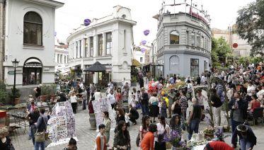 Georgian city life