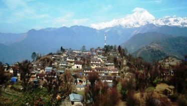 Ghale Gaun Village Home Stay Trek
