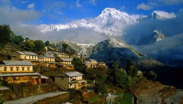 Ghandruk Loop Trek From Pokhara