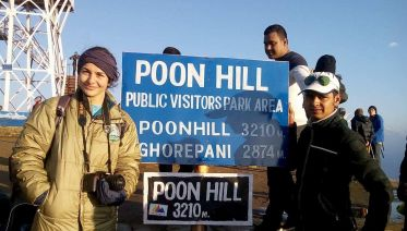 Ghorepani Poon Hill Trek 5 Days