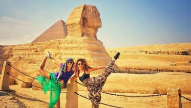 Giza Pyramids and The Egyptian Museum tour