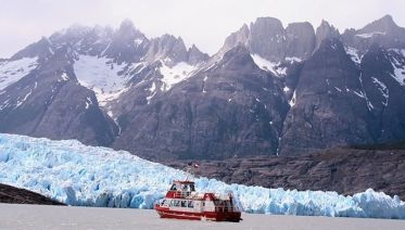 Glacier Grey Navigation