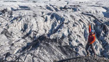 Glacier Hike from Reykjavik