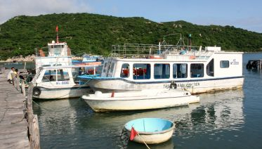 Glass-bottom Boat Trip On Nha Trang Bay