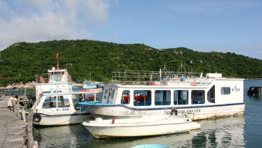 Glass-bottom Boat Trip On Nhatrang Bay