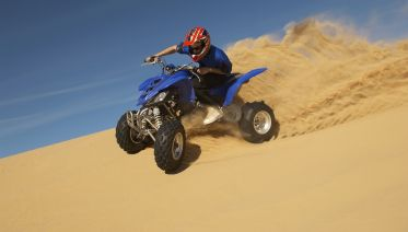 Go Morning Safari with Quad Biking - Dubai