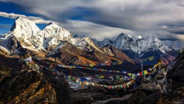 Gokyo and Everest Base Camp trek Tours