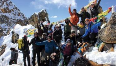 Gokyo & the Renjo La