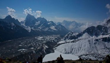 Gokyo Lake and Everest Base Camp + Cho La Pass