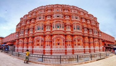 Golden Triangle Tour With Udaipur - 8 Days