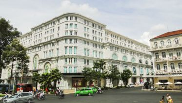 Good Morning Ho Chi Minh City