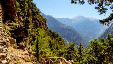 Gorges Of West Crete