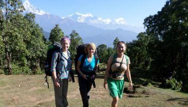 Gosainkunda Trekking