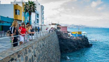 Gran Canaria Total Tour: Behind Las Canteras & Wild Las Palmas Hike