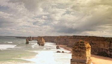 Great Ocean Road East–Adelaide To Melbourne