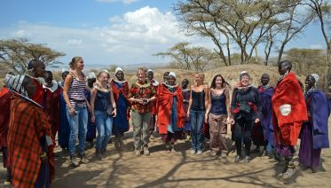 Great Wildebeest Calving Migration Safari With Culture