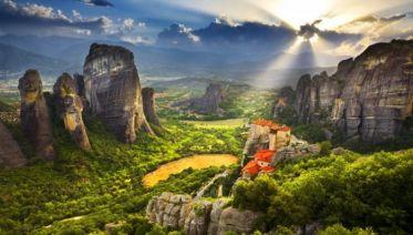 Greece: Meteora And Pindos Mountains