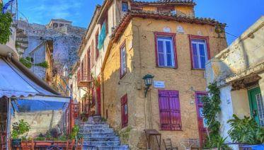 Greek Explorer & Cruise - 14 Days