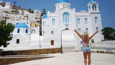 Greek Island Hopper (Fixed Itinerary)