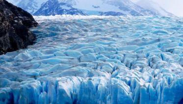 Grey Glacier Navigation in Torres del Paine