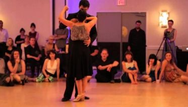 Group Tango Lessons in Buenos Aires