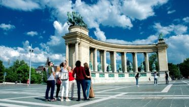 Guide Total Budapest Discovery Tour