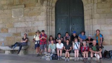 Guided Camino Walk - Sarria to Santiago