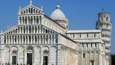 Guided Pisa walking tour: City Wall & optional Tower