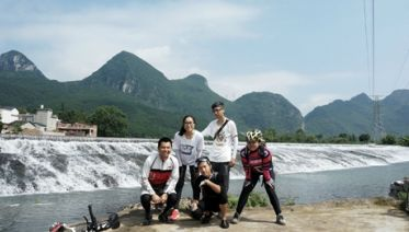 Guilin One Day Back-to-nature Biking Tour